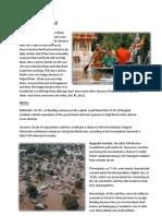 Natcha - Flood in Thailand