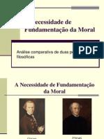 necessidadedefundamentacaodamoral