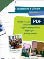 EBL Bulletin November 2011