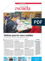 Semana da Prensa na Escola 2012. La Voz de la Escuela 07.03.2012