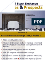 KSE Issues Prospects