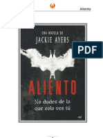 Ayers Jackie - Aliento