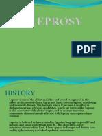 Leprosy Presentation