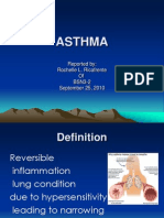 Asthma (Pp Report)
