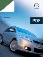 Mazda5 Brochure