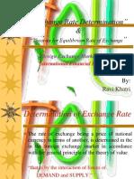 IFM-Ravi Exchange Rate Determination (Happy Holi)
