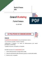 10- Le Politiche Di Comunicazione