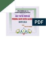 Amali Masakan Rbt 3111 Pen Gurus An Makanan Dan Teknologi Air Tapai Mewah Puding Roti Setia Kasih Roti Jala