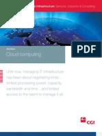 Gis Cloud Computing e