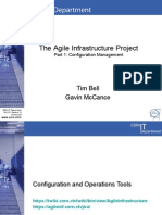 IT Tech Agile Config
