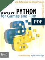 Maya.python.for.Games.and