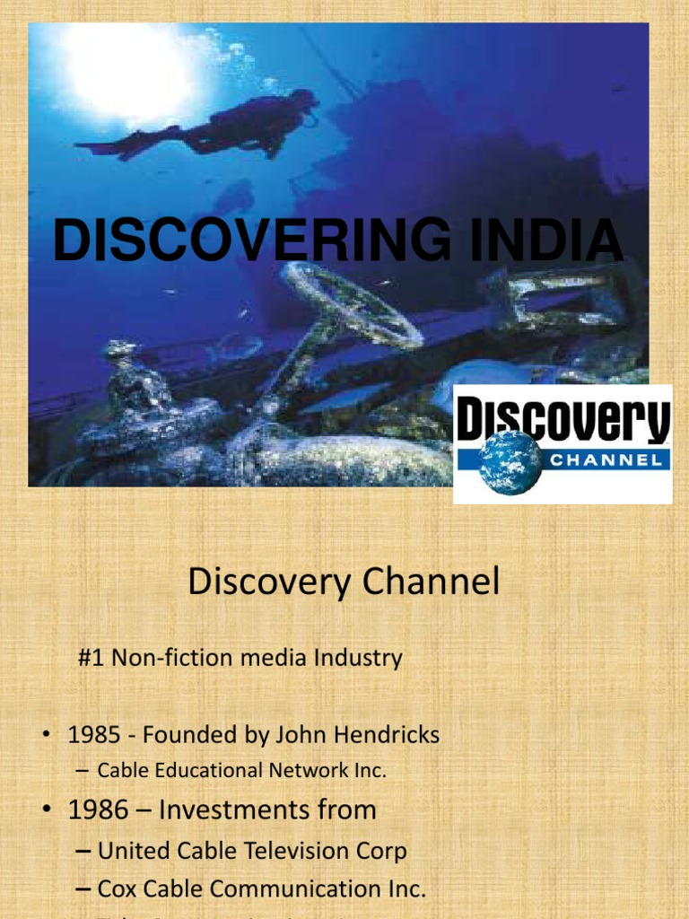 Discovery Channel New   Television (43 views)