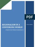 Toyoo Gyohten - Regionalism in a Converging World
