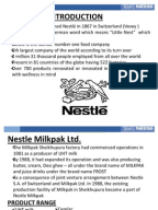 nestle inventory This is a good project report on inventory management at nestle for management students this project work is carried out at nestle pakistan which start with the history of nestle pakistan ltd & supply chain process.