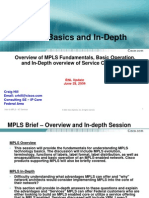 BNL MPLS Intro Services