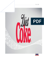 Marketing Plan of Coca-Cola Diet in Bangladesh