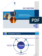 Presentetion Dc Motor 110