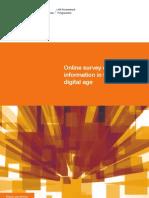Survey on Scientific Information Digital Age