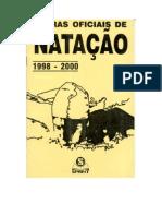 Wagner Domingos F. Gomes - Regras Oficiais de Natacao