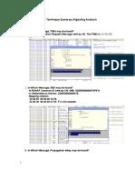 UMTS Technique Summary-Signalling Analysis