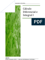 6FB111- Cálculo I - 2010-1
