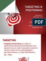 Targeting & Positioning