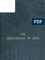 The Oscillation of Ships