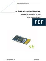 Bluetooth Module Datasheet