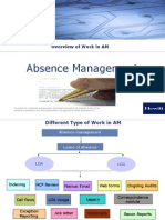 Absence Managementd