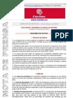 Resumen Datos FOESSA 2012-1