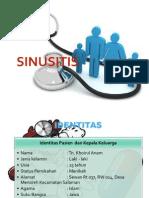 Kdk Ppt Sinusitis Fix Final