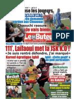 LE BUTEUR PDF du 11/03/2012