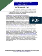 Doc 1. Le FMI en Un Clin d'Oeil