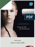 Codici Samsung