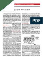 Doc 9. Le FMI, Un Ami Qui Vous Veut Du Mal