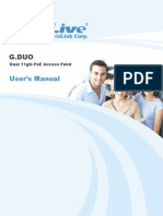 AirLive G.duo Manual
