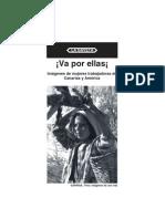 Va por ellas. Imágenes de mujeres trabajadoras de Canarias y América