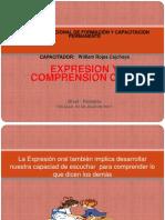 Expresion y Comprension Oral