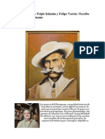La Guerra de La Triple Infamia y Felipe Varela