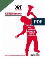 LSE Students' Union Reform Consultations Report 2009