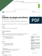 Criando um plugin para jQuery – iMasters