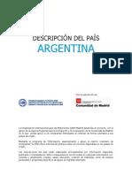 FICHA DE PAÍS - ARGENTINA