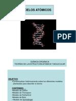 estructura atómica y molecular