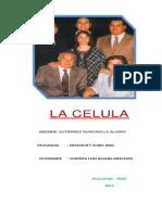 Trabajo de Celulas MONOGRAFIA