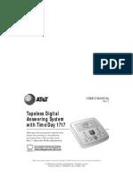 AT&T 1717_manual