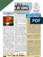 """2012-03-11 """"El CONQUISTADOR"""", una publicación de la LA CASA DE TODOS"""