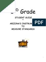 3 Grade Study Guide