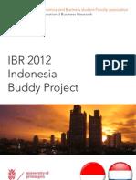 IBR Buddy Information