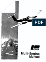Piper Multi-Engine Manual