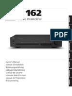 NAD C162 Manual